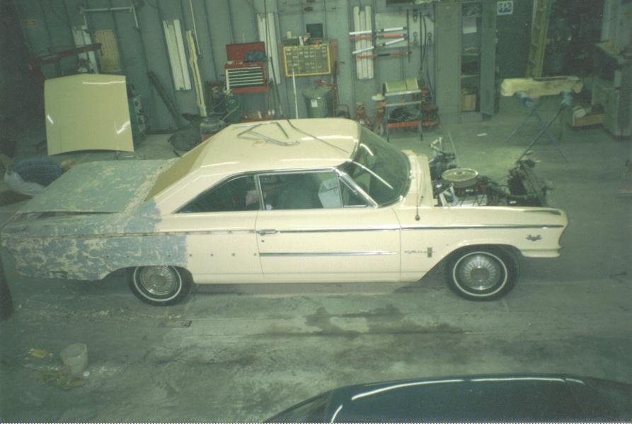 Auto Kraft Body Paint Inc Lincoln Nebraska